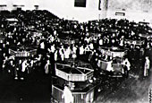 29 October 1929 – The New York Stock Exchange crashed