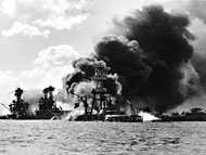 7 December 1941 – The Japanese attacked the US Navy at Pearl Harbor
