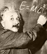 1905 – Albert Einstein announced his theory of relativity